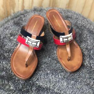 4bd154b0 Women Tommy Hilfiger Thong Sandals on Poshmark